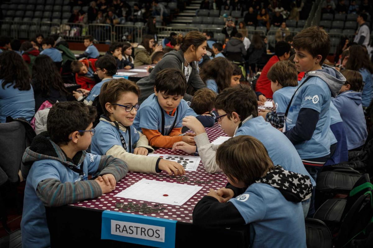 Campeonato Nacional de Jogos Matemáticos em Guimarães