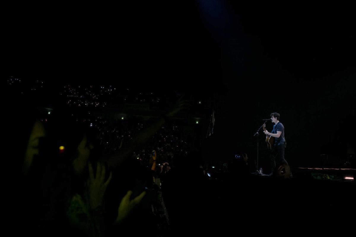 Concerto de Shawn Mendes