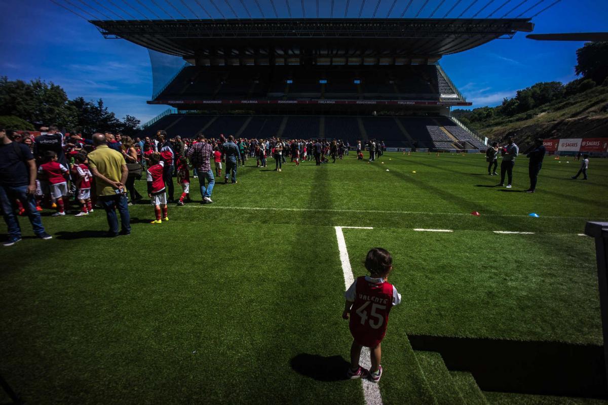 SC Braga: Dia das Escolinhas