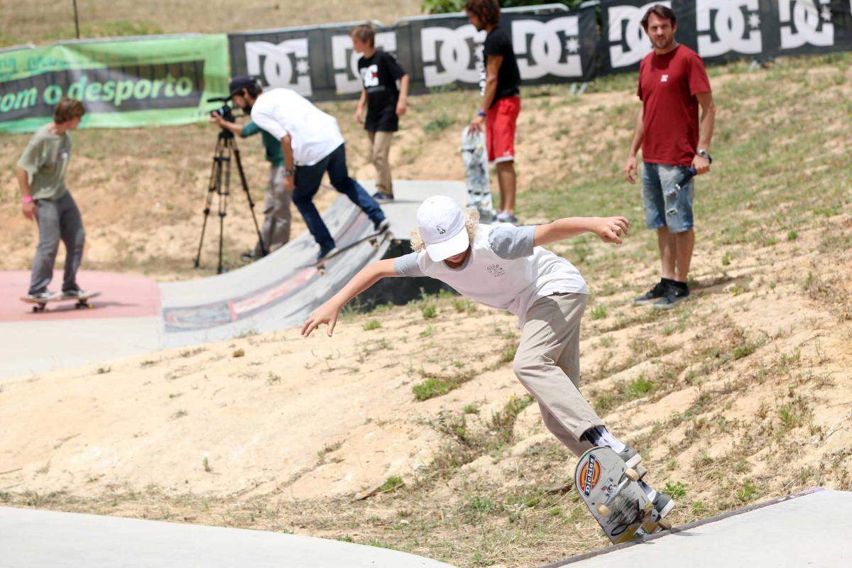 DC Skate Challenge by MOCHE 2017