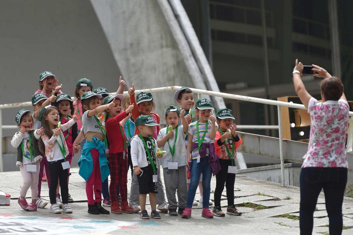 Dia Mundial da Criança – Palácio de Cristal