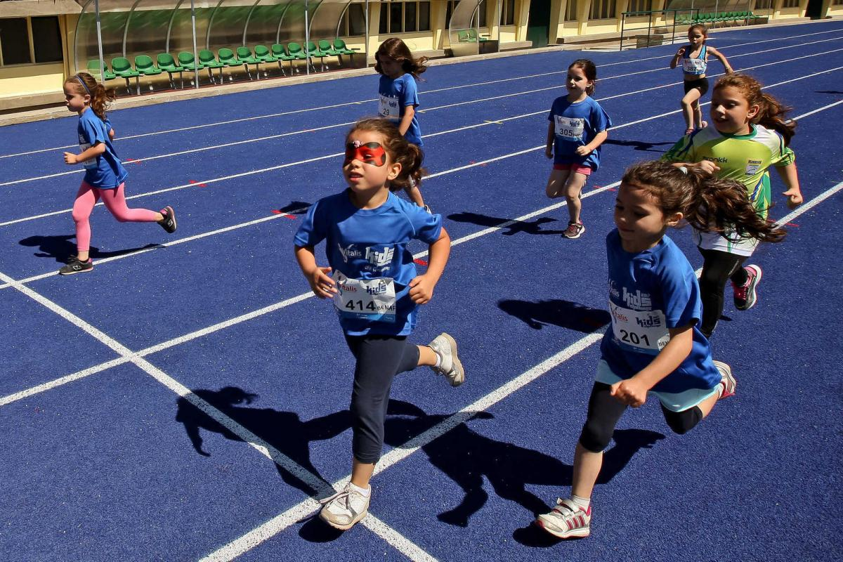 2ª Etapa do Vitalis Kids Challenge by Hyundai em atletismo