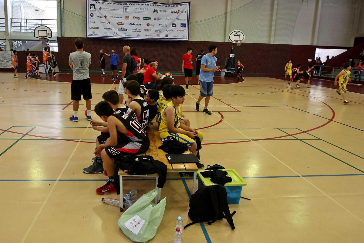 XVI Torneio Internacional Dr. Vieira de Carvalho em basquetebol