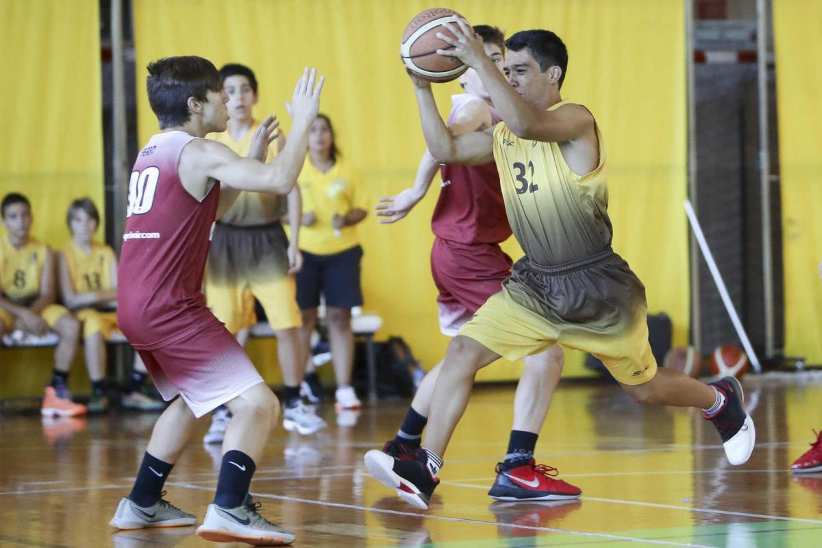 Torneio Internacional de Basquetebol do GDB Leça