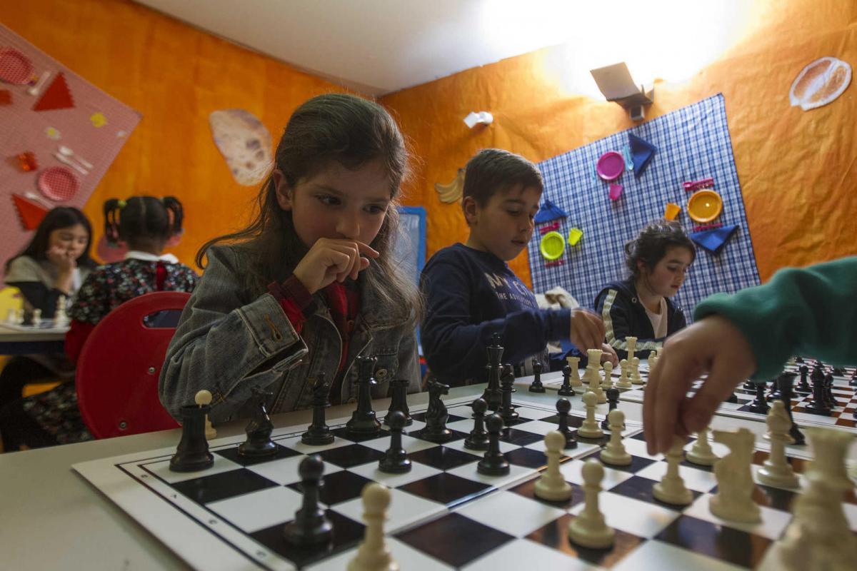 Clube de Xadrez